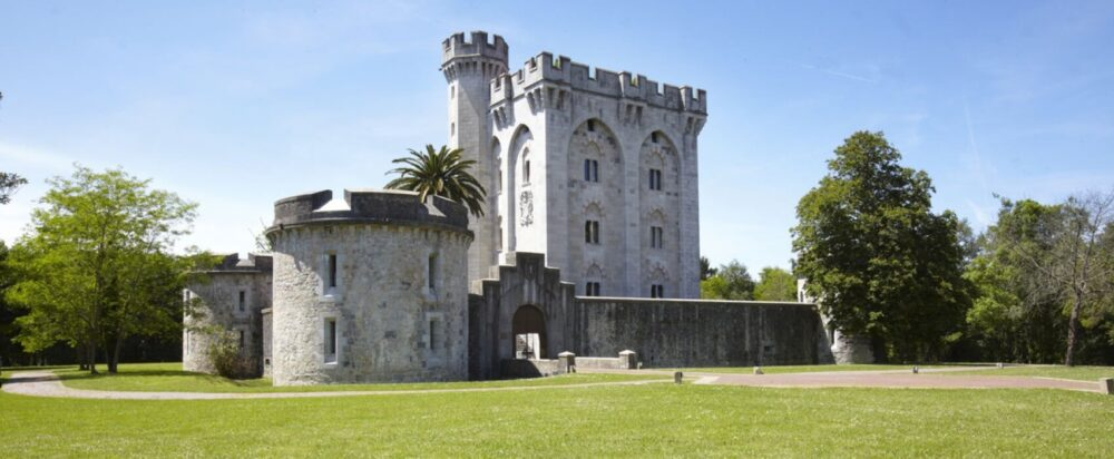 Castillo de Arteaga País Vasco