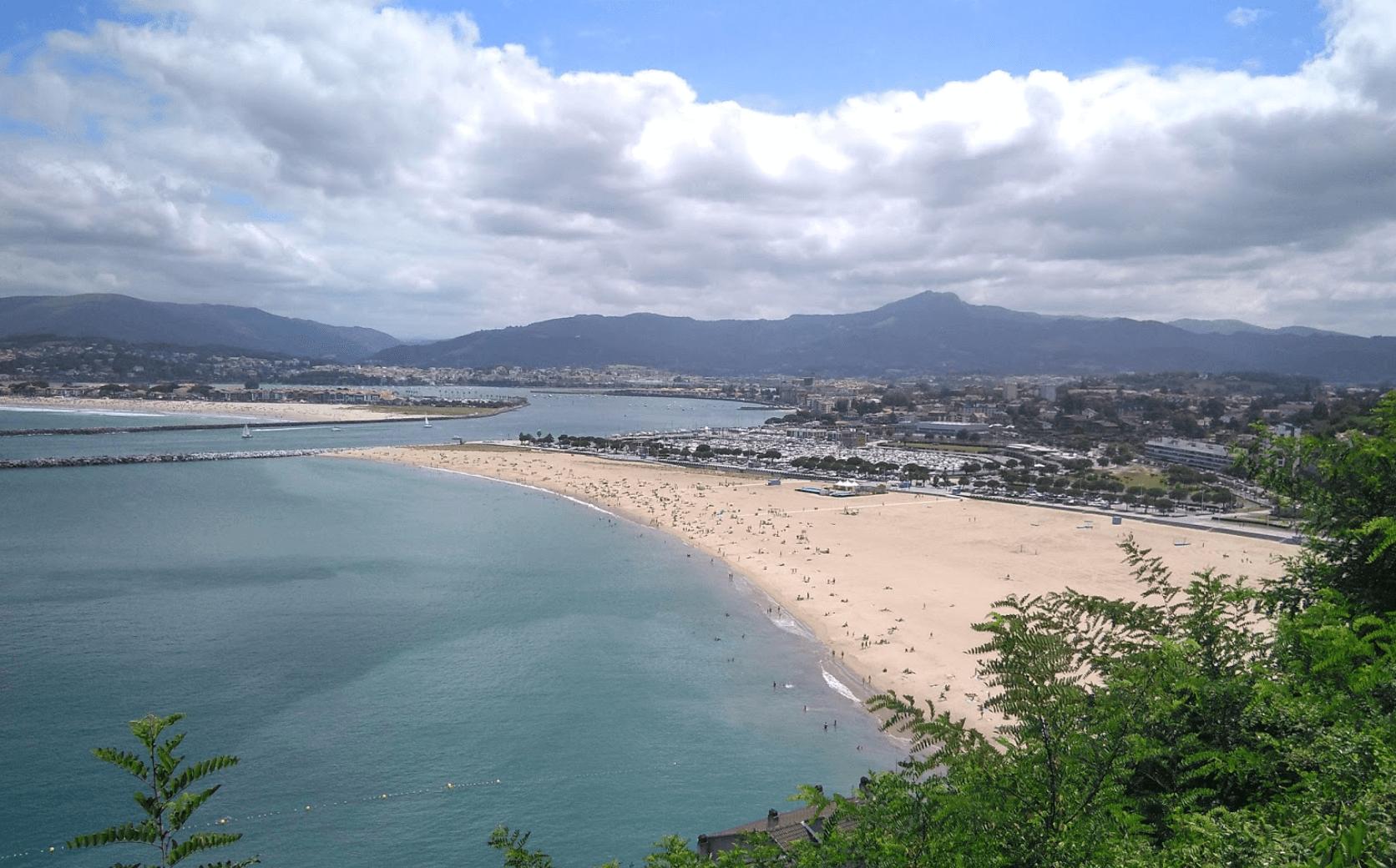 Playa-de-Hondarribia-gipuzkoa