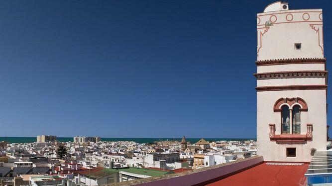 Torre Tavira Cadiz andalucia