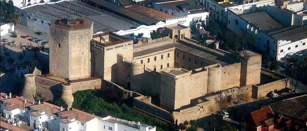 Castillo de Santiago sanlucar de barrameda