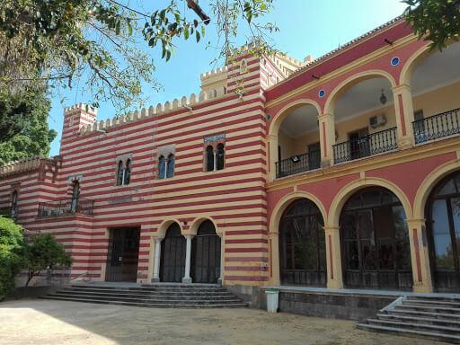 Palacio infantes de orleans sanlucar de barrameda